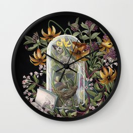 Atlantic Seaside Still Life Wall Clock