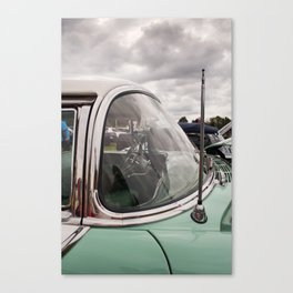 Vintage Car 3 Canvas Print