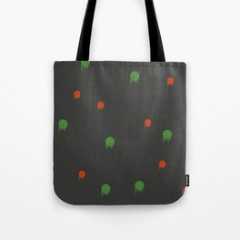 Drippy Planets Tote Bag