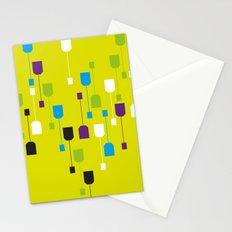 Tea World Stationery Cards