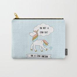 I'm a gym unicorn Carry-All Pouch