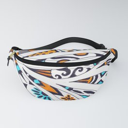 Ink Hip Bohemian Pattern Fanny Pack