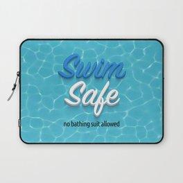 Swim Safe Laptop Sleeve