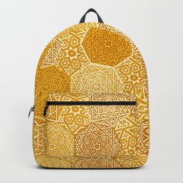 Saffron Souk Backpack