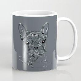Sketchy Frenchie Coffee Mug