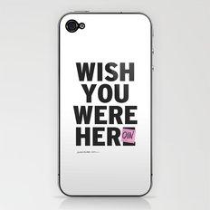 Heroin iPhone & iPod Skin