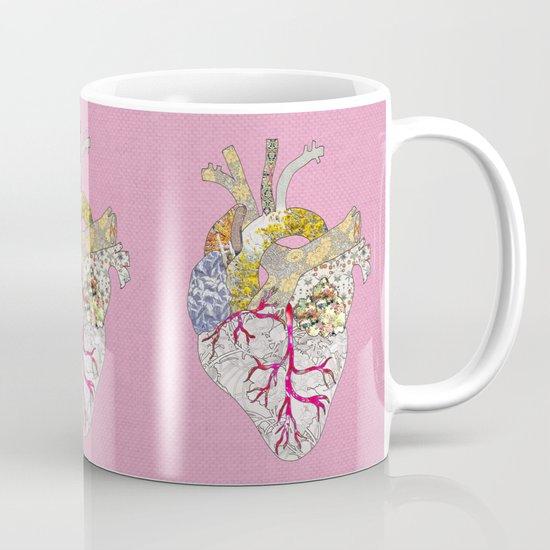 my heart is real Mug