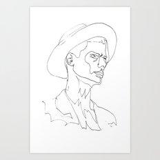 CLD9 Art Print