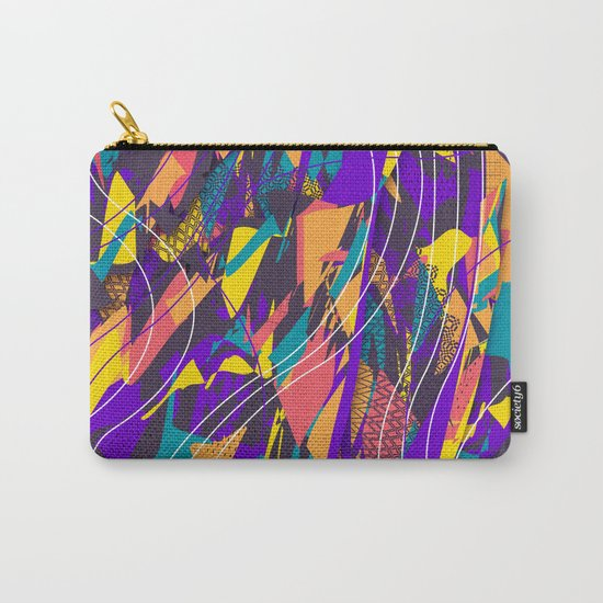 Future Shapes Carry-All Pouch