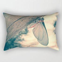 Dozing Rectangular Pillow