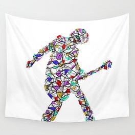 Rock Star 101 Wall Tapestry