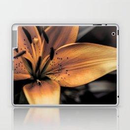 Orange Tiger Lily Laptop & iPad Skin