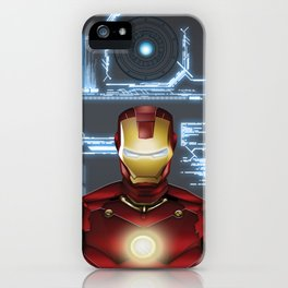 Iron-Man iPhone Case
