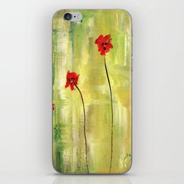 Anemones iPhone Skin