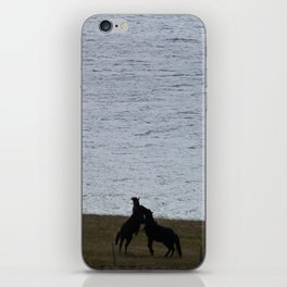 Majestic Horses iPhone Skin