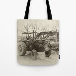 Old Massey 185  Tote Bag