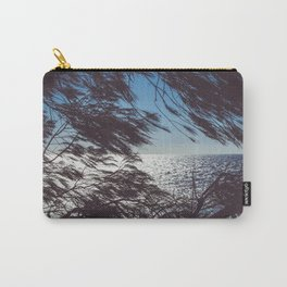 Through the branches, the ocean Carry-All Pouch