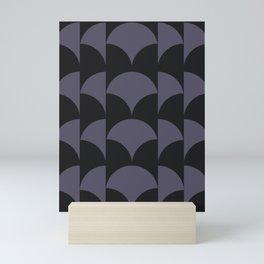 Cleo Pattern - Midnight Mini Art Print