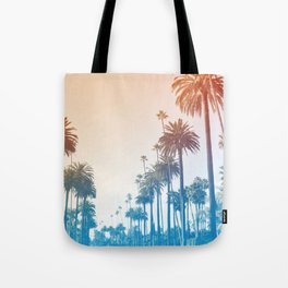 Summer in LA Tote Bag