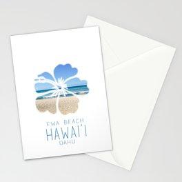 Ewa Beach  Stationery Cards