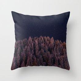 Seize The Night Throw Pillow