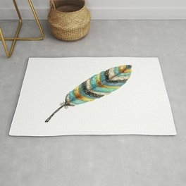 Riviere Feather Rug