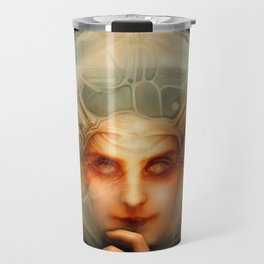 The Chimera (Black) Travel Mug