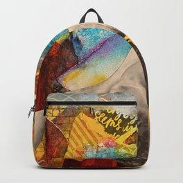 Piecing Yourself Back Together  Backpack