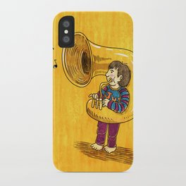 The Dream Of My Childhood iPhone Case