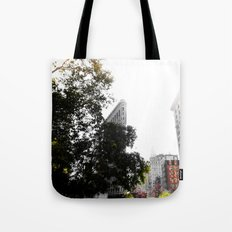 Flatiron Autumn  Tote Bag