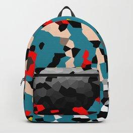 Volcano Mountain Slide Backpack