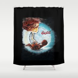 fetus Shower Curtain