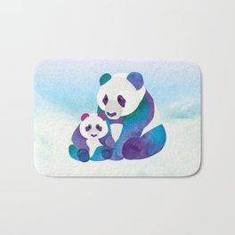 Alfie & Alice the Pandas Bath Mat