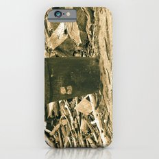 Ignorance and lack of respect in humanity. Slim Case iPhone 6s