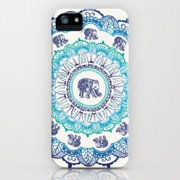 Lucky Elephant iPhone Case