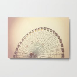 Texas Star Metal Print