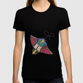 Colorful Stingray T-shirt