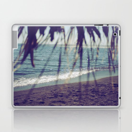 Turquoise Bliss Laptop & iPad Skin