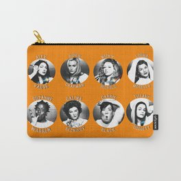 Crazy Eyes - OITNB Character Carry-All Pouch