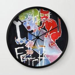 Fetch Wall Clock