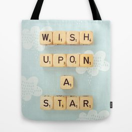 Wish Upon A Star Tote Bag