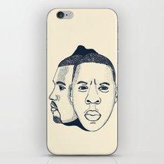 The Throne iPhone & iPod Skin