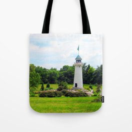Hershey's Lighthouse Tote Bag