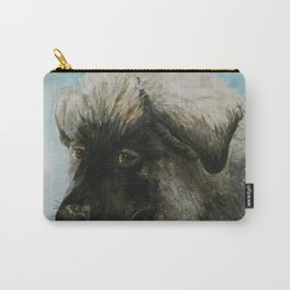 A Tribute to Luca (a Shiloh Shepherd) Carry-All Pouch