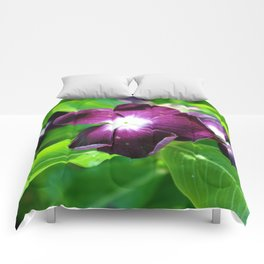 Vicaria Flowers Comforters