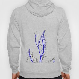 TWILIGHT WINTER TREE BRANCHES Hoody