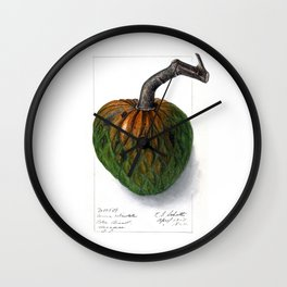 Custard Apple Wall Clock