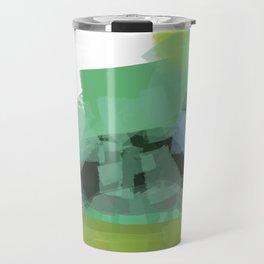 Ode to green 4 Travel Mug