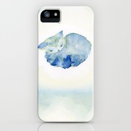 Molly Like A Cloud iPhone Case