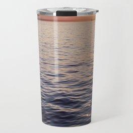 Puget Sound Sunset Travel Mug